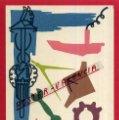 Postales: POSTAL PUBLICIDAD, XXXVII FERIA MUESTRARIO INTERNACIONAL, VALENCIA 1959, P81560. Lote 52413269