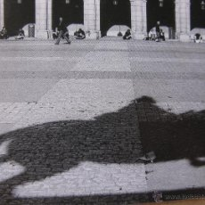 Postales: FOTOGRAFÍAS DE ARMANDO RIVAS. CINES RENOIR CUATRO CAMINOS. FEBRERO 2002.. Lote 52642871