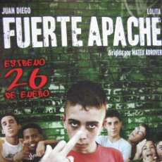 Postales: FUERTE APACHE, UNA PELICULA DE MATEU ADROVER.. Lote 52715044
