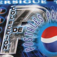 Postales: POSTAL PERSIGUE TU COLECCIÓN DE PEPSI. P 001. CARACAS. VENEZUELA. 1998.. Lote 52857472