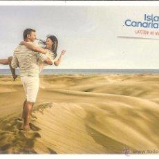 Postales: POSTAL - MASPALOMAS - GRAN CANARIA. Lote 53592372