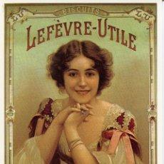 Postales: PUBLICIDAD-BISCUITS LEFEVRE- ED. CENTENAIRE-FRANCE-2000. Lote 53645975
