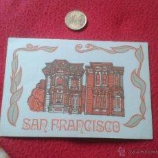 Postales: POSTAL POST CARD PUBLICITARIA DE PUBLICIDAD O SIMILAR SAN FRANCISCO USA EEUU ESTADOS UNIDOS OLD ARCH. Lote 53761529