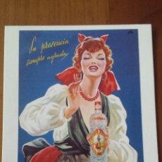 Postales: ANIS LA ASTURIANA. SU PRESENCIA SIEMPRE AGRADA. Lote 53836981