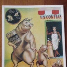 Postales: 2 DE POLVOS PINÓS. . Lote 53844952