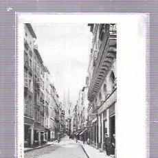 Postales: TARJETA POSTAL DE BAYONNE, FRANCIA - RUE PORT- NEUF. PUBLICIDAD ALLEES MARINE. Lote 54092462
