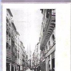 Postales: TARJETA POSTAL DE BAYONNE, FRANCIA - RUE PORT- NEUF. PUBLICIDAD ALLEES MARINE. Lote 54092469