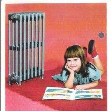 Postales: POSTAL PUBLICIDAD DE COMPAÑIA ROCA RADIADORES, GAVA , BARCELONA, CALEFACCION ROCA. CIRCULADA 1967. Lote 54295335