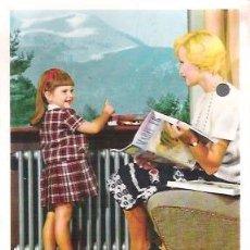 Postales: POSTAL PUBLICIDAD DE COMPAÑIA ROCA RADIADORES, GAVA , BARCELONA, CALEFACCION ROCA. CIRCULADA 1967. Lote 54295350