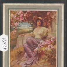 Postales: EXPO UNIVERSAL GENT 1913 - POSTAL PUBLICITARIA - VER REVERSO - (42091). Lote 55035489