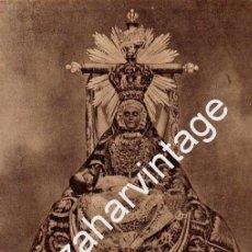 Postales: GRANADA, POSTAL PUBLICITARIA FABRICA DE CHOCOLATES NTRA.SRA.DE LAS ANGUSTIAS, RARA. Lote 56628244