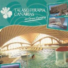 Postales: ** PV1349 - POSTAL - TALASOTERAPIA CANARIAS - HOTEL GLORIA PALACE. Lote 56909355