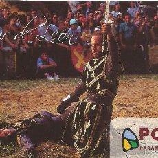 Postales: ** PH233 - POSTAL - POEDA - PARAMO ORBIGO ESLA - DEL SUR DEL LEON. Lote 56911281