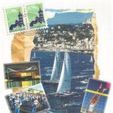 Postales: ** PV1364 - POSTAL - MARSEILLE - OFFICE DU TOURISME ET DES CONGRES. Lote 56911334
