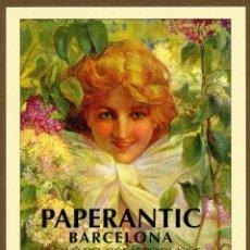 Postales: POSTAL - VI PAPERANTIC 2006 BARCELONA (CAT). Lote 155978648