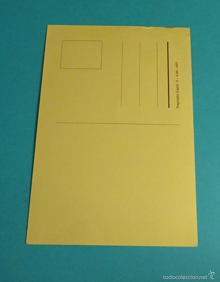 Postales: POSTAL MEMORIES DE LA COENTOR, FALLA ESCENICA. COMPANYA DE VARIETATS I COL.LOQUIS LA CONSOLADORA - Foto 2 - 57869169
