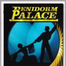 Postales: ALICANTE BENIDORM CARMEN Y ATLANTIS BENIDORM PALACE. Lote 57904741