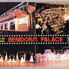 Postales: ALICANTE BENIDORM RINCON DE LOIX BENIDORM PALACE. Lote 57904785
