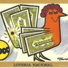 Postales: POSTAL DE LOTERIA 1977 12/000. Lote 58530268