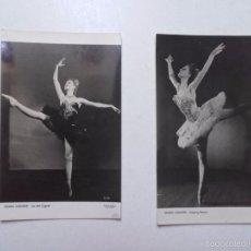 Postales: POSTAL FOTOGRAFIA, MOIRA SHEARER, PHOTO BARON.. Lote 59740004