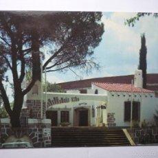 Postales: POSTAL FERIA INTERNACIONAL DEL CAMPO.-MADRID PABELLON BANESTO. Lote 61057087