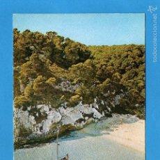 Postales: CARTELES TURÍSTICOS DE ESPAÑA - H. FORUNIER S.A - 1971 - COSTA ESPAÑOLA - PLAYA Y BARCA. Lote 61207135