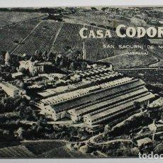 Postales - 10 POSTALES PUBLICIDAD CASA CODORNIU SAN SADURNI DE NOYA,1960 POSTAL - 66514174