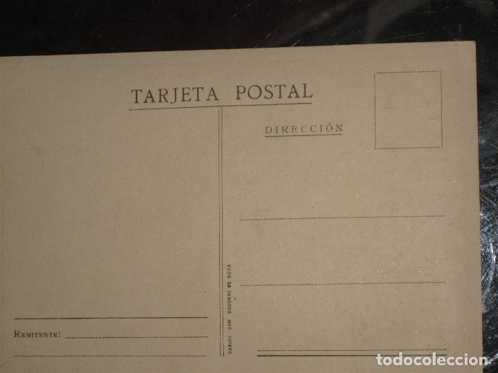 Postales: antigua postal publicidad champan calixtus , sant sadurni de noya , sin circular - Foto 2 - 131381182