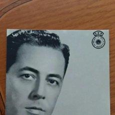 Postales: FOTO POSTAL PEDRO PABLO AYUSO. SER UNION DE RADIOYENTES. Lote 68122653