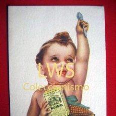 Postales: MAIZENA CRIA NIÑOS ROBUSTOS, SAN SEBASTIAN - ILUSTRADA SIN CIRCULAR Y DORSO DIVIDIDO. Lote 79916053