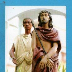 Postales: POSTAL DE VIERNES SANTO DE REUS ECCE HOMO DE JESÚS EDITO IMAC . Lote 84041902