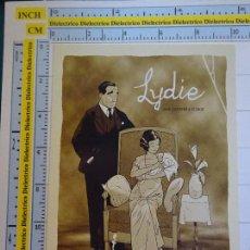 Postales: POSTAL MARCAPÁGINAS DE NORMA EDITORIAL. LYDIE. COMIC COMICS. 1978. Lote 164910934