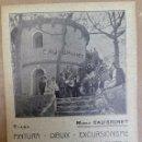 Postales: MUSEU CAU-BRUNET - TIANA - 1910. Lote 93022227