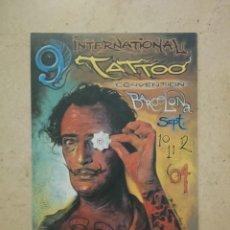 Postales: POSTAL PUBLICITARIA -10*15- SALVADOR DALI - ALBUM. Lote 89621556