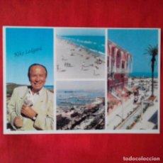 Postales: KIKO LEDGARD PUBLICIDAD ALICANTE TORREVIEJA PLAYA DE LA MATA GUARDAMAR . CV DE PASTOR SL. Lote 92195525