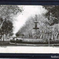 Postales: POSTAL DE MALAGA PUBLICITARIA=REMEDIOS MORLAT(FLORES ARTIFICIALES)=VER FOTO ADICIONAL DEL REVERSO .. Lote 94929207