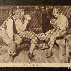 Postales: POSTAL CON PUBLICIDAD CHOCOLATE AMATLLER, BARCELONA. Lote 95860667