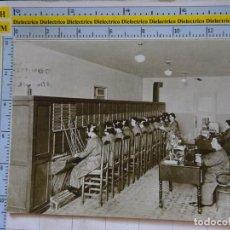 Postales: POSTAL PUBLICITARIA. 50 ANIVERSARIO DE TELEFÓNICA 1924 1974. MUJERES TELEFONISTAS. 698. Lote 96075899