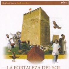Postales: POSTAL PUBLICITARIA LORCA. LA FORTALEZA DEL SOL. TALLER DEL TIEMPO. Lote 96113263