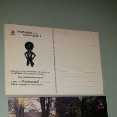 Postales: POSTAL VIRTUA FIGHTER 4 PLAYSTATION. Lote 96246131