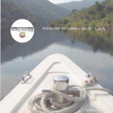 Postales: POSTAL PUBLICITARIA RIBEIRA SACRA. GALICIA. Lote 98027027