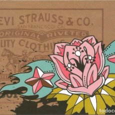 Postales: [POSTAL PUBLICITARIA] LEVI STRAUSS & CO. (S/ CIRCULAR). Lote 100825411