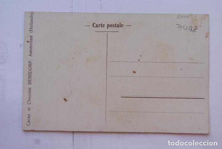 Postales: POSTAL PUBLICIDAD CHOCOLATE - Foto 2 - 102429019