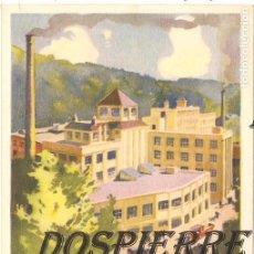 Postales: BONITA POSTAL, PUBLICIDAD DE LA EMPRESA SUIZA MAGGI., SIN CIRCULAR. Lote 104376667