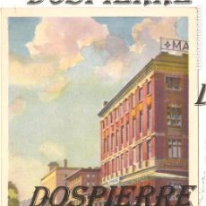 Postales: BONITA POSTAL, PUBLICIDAD DE LA EMPRESA SUIZA MAGGI., SIN CIRCULAR. Lote 104376755