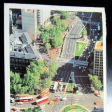 Postales: POSTAL POST CARD PUBLICIDAD PSOE POLITICA ZARAGOZA. Lote 104407531