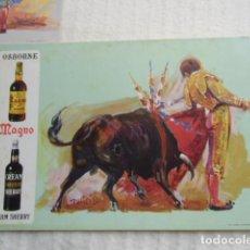 Postales: POSTAL BODEGAS OSBORNE. Lote 105970187