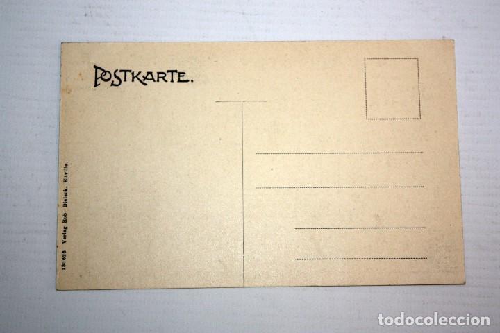 Postales: ANTIGUA POSTAL DE VINOS - 1893 - RHEINGAUGER WEINEN. - Foto 2 - 107191095