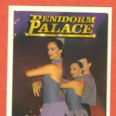 Postales: POSTAL DEL HOTEL BENIDORM PALACE - BENIDORM - ALICANTE - VER FOTO REVERSO. Lote 107494859