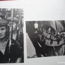 Postales: LOTE POSTALES EXPOSICIONES FOTOS GUERRA. Lote 107827143
